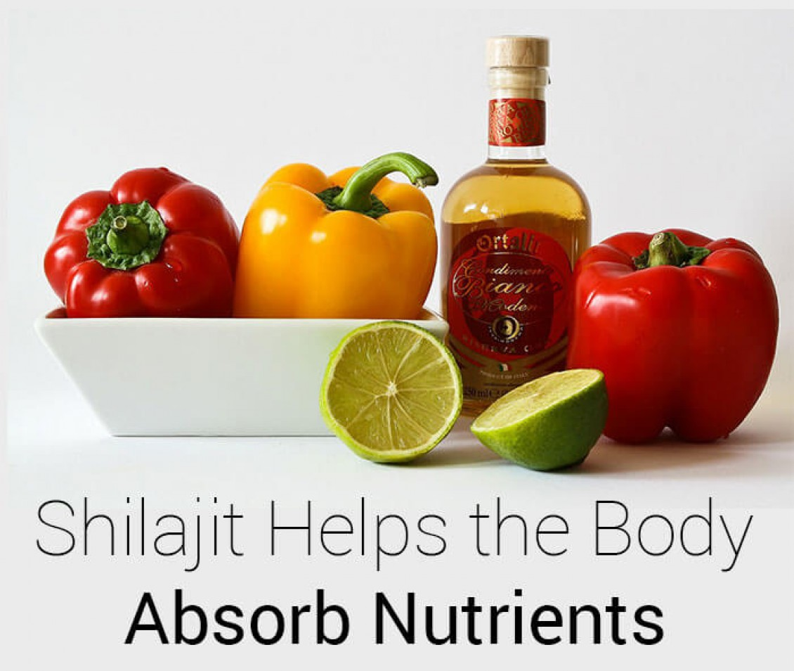 Shilajit: Helps Your Cells Absorb Nutrients