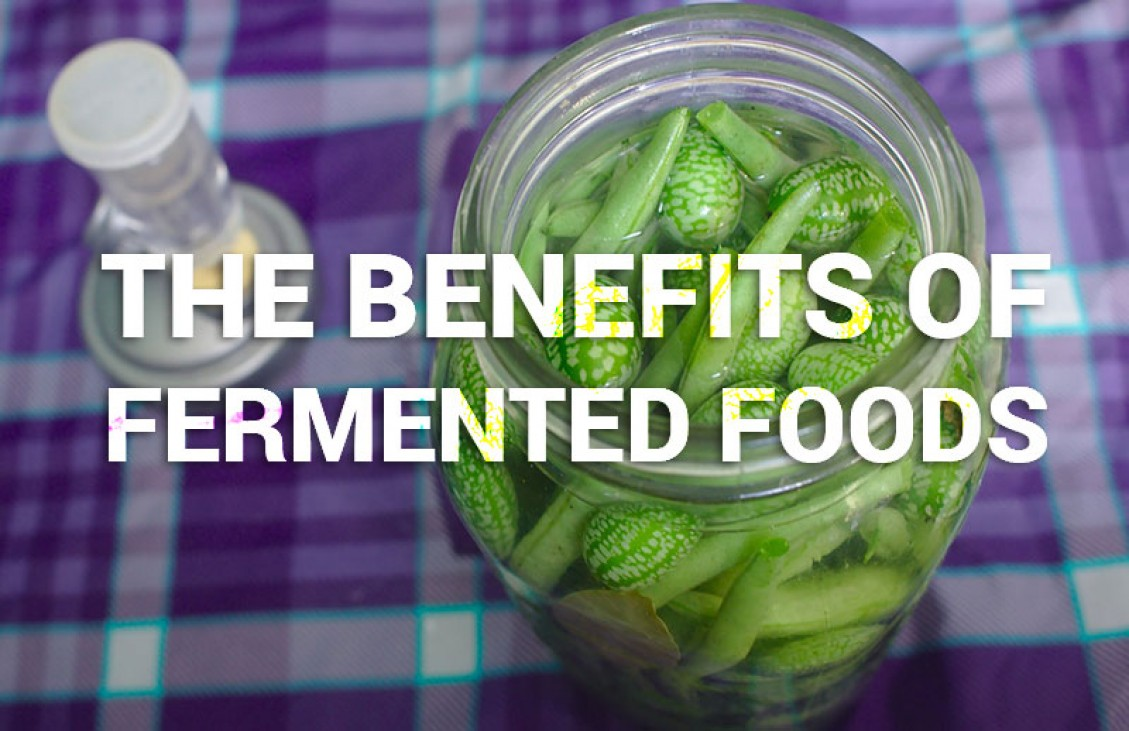 Learn about the Benefits of Fermented Foods