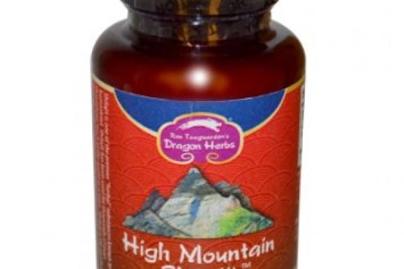 High Mountain Shilajit – Dragon Herbs