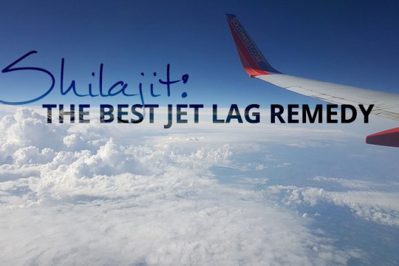 Shilajit as a Jet Lag Remedy: The Facts You Need to Know