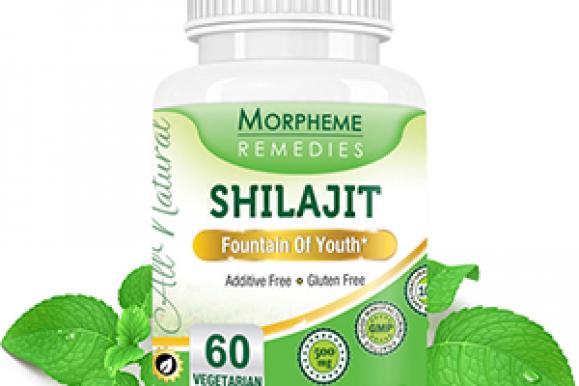 Morpheme Remedies – Shilajit