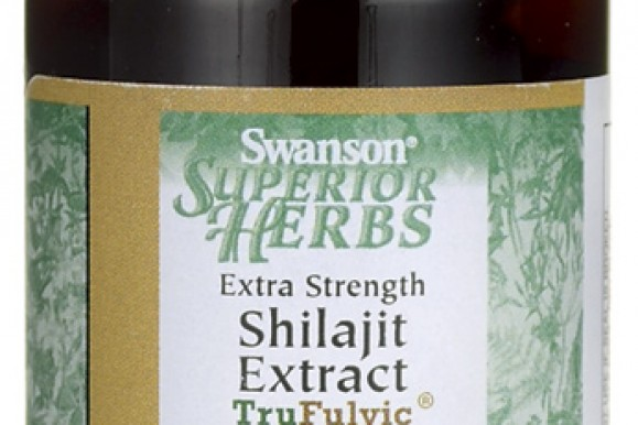 Swanson Superior Herbs Shilajit Extract