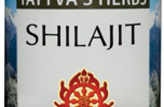 Tattva's Herbs – Shilajit