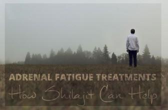 Adrenal Fatigue Treatments: A Look at How Shilajit Can Help