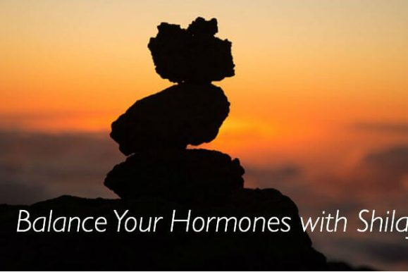 Balance Your Hormones with Shilajit