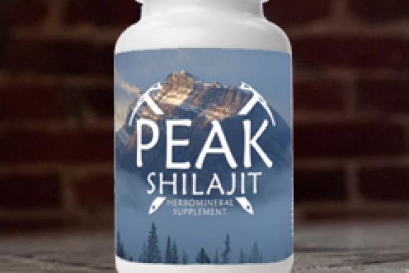 Peak Shilajit