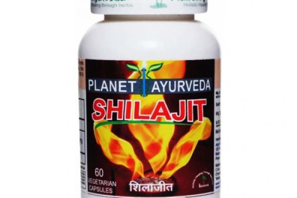 Planet Ayurveda Shilajit