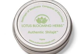 Authentic Shilajit – Lotus Blooming Herbs