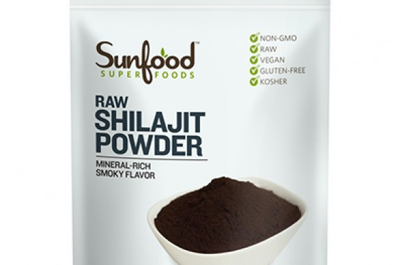 SunFood Raw Shilajit Powder