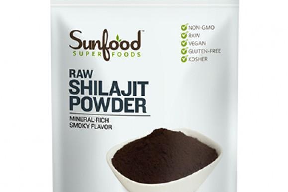 SunFood Raw Shilajit Powder